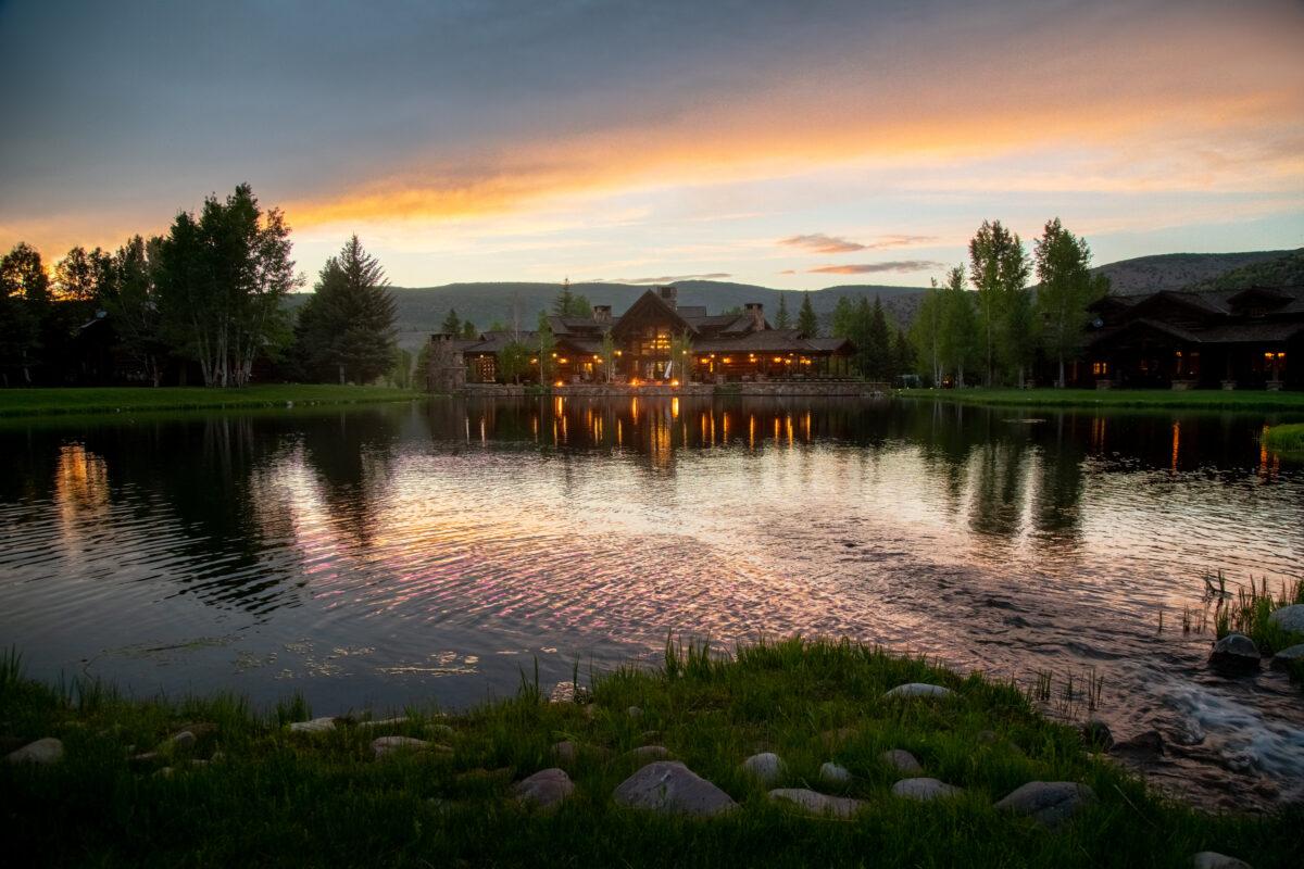 Greg Norman's Seven Lakes Ranch